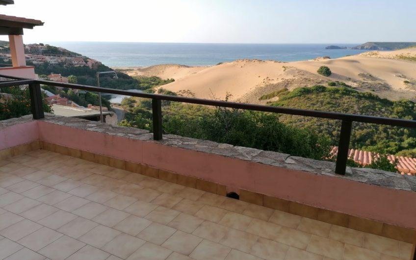 Appartamento panoramico vista mare